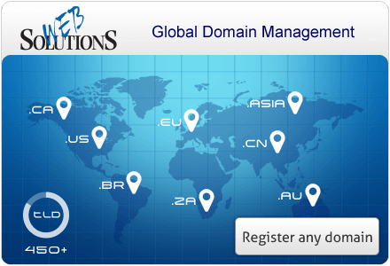 Global Domain Management