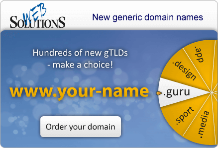 Hundreds of new gTLDs to register – make a choice?
