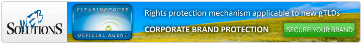Rights protection mechanism applicable to new gTLDs. Corporate Brand Protection