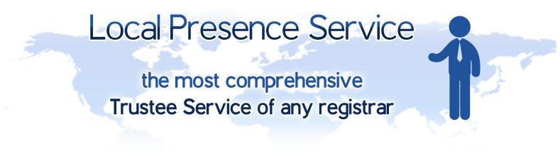 Local Presence Service