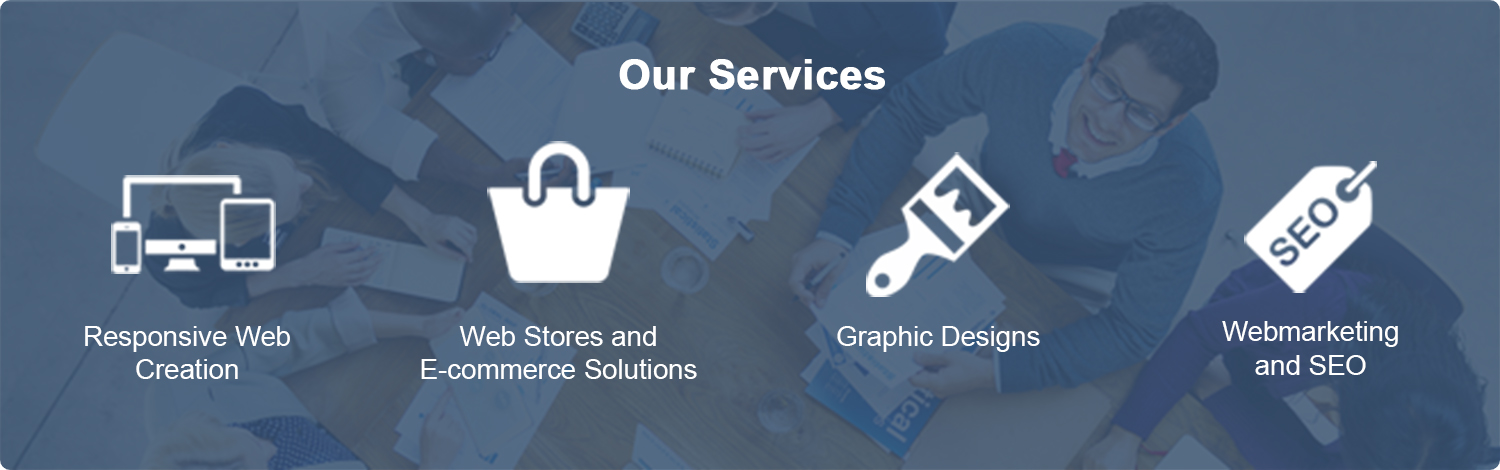 Web Solutions services