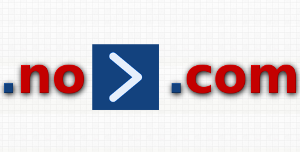 .NO domain name more popular than .COM in Norway