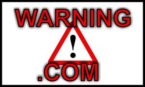 Warning-against-Domain-Register