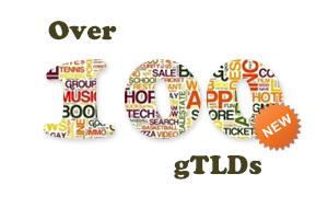 over-100-new-gtlds