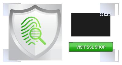 Visit our SSL shop