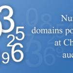 Numeric domains popular at Chinese auctions