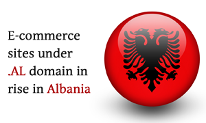 E-commerce sites under .AL domain on the rise in Albania