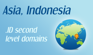 Indonesia, .ID second level domains
