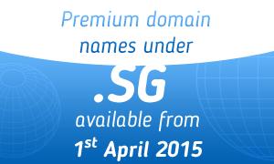 SG Premium domains