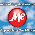 Nearly 1 Million Registrations under ME