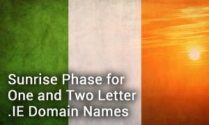 2 letter IE domains