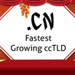 CN Domain Fastest Growing ccTLD