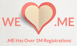 ME Has Over 1M Registrations