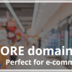 store domain perfect for ecommerce